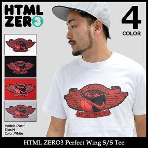 【送料無料】エイチティエムエルゼロスリーHTMLZERO3Tシャツ半袖メンズパーフェクトウィング(htmlzero3PerfectWingS/STeeティーシャツT-SHIRTSカットソートップスエイチティーエムエル)icefiledicefield