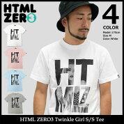 【送料無料】エイチティエムエルゼロスリーHTMLZERO3Tシャツ半袖メンズトゥインクルガール(htmlzero3TwinkleGirlS/STeeティーシャツT-SHIRTSカットソートップスエイチティーエムエル)icefiledicefield