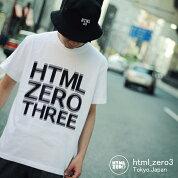 エイチティエムエルゼロスリーHTMLZERO3Tシャツ半袖メンズジェネラルトラック(htmlzero3GeneralTrackS/STeeティーシャツT-SHIRTSカットソートップスエイチティーエムエルHTML-T531)[M便1/1]icefiledicefield