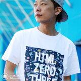 エイチティエムエル ゼロスリー HTML ZERO3 Tシャツ 半袖 メンズ ノスタルジック ワンダー(html zero3 Nostalgic Wander S/S Tee ティーシャツ T-SHIRTS カットソー トップス エイチティーエムエル HTML-T535)[M便 1/1]