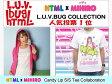 html(エイチ・ティー・エム・エル)×mihiro Candy Lip S/S Tee Collaboration エイチティーエムエル