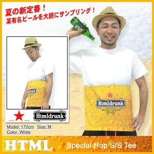 【Samurai7月紹介】html Special Hop S/S Teeエイチ・ティー・エム・エル html スペシャル ホッ...