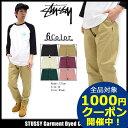 ステューシー STUSSY パンツ メンズ Garment Dyed Chino(stussy pa...