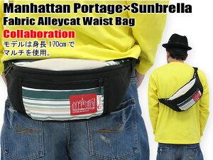 【コラボ】【ポイント10倍】Manhattan Portage(マンハッタンポーテージ)×Sunbrella Fabric All...