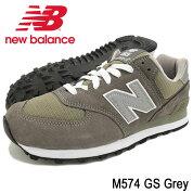 【送料無料】ニューバランスnewbalanceスニーカーメンズ男性用M574GSGrey(newbalanceM574GSグレー灰SNEAKERMENS・靴シューズSHOESM574-GS)icefiledicefield