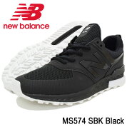 ニューバランスnewbalanceスニーカーメンズ男性用MS574SBKBlack(newbalanceMS574SBKM574Sブラック黒SNEAKERMENS・靴シューズSHOESMS574-SBK)icefiledicefield