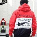 ナイキ NIKE ジャケット メンズ スウッシュ ウーブン フーディ ( nike Swoosh Woven Hoodie JKT スウォッシュ ナイロンジャケット JACKET JAKET アウター ジャンパー・ブルゾン メンズ 男性用 CJ4889 )・・・