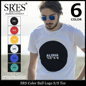 エスアールエスSRESTシャツ半袖メンズカラーボールロゴ(SRSColorBallLogoS/STeeティーシャツT-SHIRTSカットソートップスプロジェクトエスアールエス)icefiledicefield