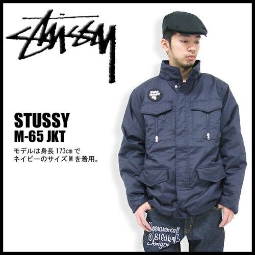 ステューシー STUSSY M-65 ジャケット(stussy jkt ジャケット メンズ・男性用 015724 スチューシー...