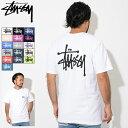 ステューシー STUSSY Tシャツ 半袖 メンズ Basic Stussy(stussy tee ...