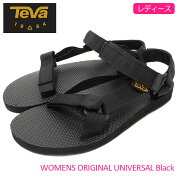 �ƥ�Teva��������ǥ����������ѥ�����󥺥��ꥸ�ʥ��˥С�����Black(tevaWOMENSORIGINALUNIVERSAL�ƥ������ݡ��ĥ������֥�å��������륺�����ޥ�WOMENSSANDALLADIES�������塼��SHOES1003987-BLK)icefiledicefield05P27May16