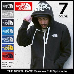 ノースフェイス(THENORTHFACE)リアビュージップパーカーメンズ(ノースRearviewzipupparkaフードNT11530)