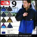 ザ ノースフェイス ナイロンジャケット メンズ THE NORTH FACE 17SS コンパクト JACKET(ノースフェイス メンズファッション ジャンパー…