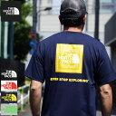 【送料無料】ザ ノースフェイス THE NORTH FACE Tシャツ 半袖 メンズ バンダナ スクエア ロゴ ( Bandana Square Logo S/S Tee 2021春夏 ティーシャツ T-SHIRTS カットソー トップス メンズ MENS NT32108 ザ・ノース・フェイス THE・NORTHFACE )[M便 1/1]・・・