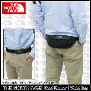 THE NORTH FACE Road Runner 1 Waist Bagザ ノースフェイス THE NORTH FACE ロードランナー 1 ...