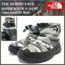 THE NORTH FACE NUPTSE BOOTIE IV SHORT Camo Grey/TNF Blackザ ノースフェイス THE NORTH FACE...