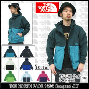 【10%OFF】THE NORTH FACE 13SS Compact JKTザ ノースフェイス THE NORTH FACE 13SS コンパクト...