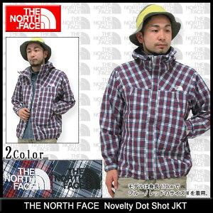 【送料無料】THE NORTH FACE Novelty Dot Shot JKT【送料無料】ザ ノースフェイス THE NORTH FA...