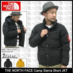 ザ ノースフェイス THE NORTH FACE キャンプ シエラ ショート ジャケット(the north face Camp Sierra Short JKT JACKET JAKET ダウン ジャケット ダウンジャケット DOWN メンズ MENS ザ・ノース・フェイス ND91401 THE・NORTHFACE) 10P20Nov15