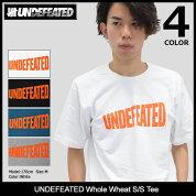 アンディフィーテッドUNDEFEATEDTシャツ半袖メンズフォウルウィート(undefeatedUNDFTDWholeWheatS/STeeティーシャツT-SHIRTSカットソートップスメンズ男性用5900878)icefiledicefield