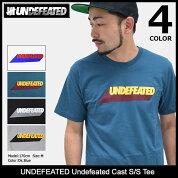 アンディフィーテッドUNDEFEATEDTシャツ半袖メンズアンディフィーテッドキャスト(undefeatedUNDFTDUndefeatedCastS/STeeティーシャツT-SHIRTSカットソートップスメンズ男性用5900876)icefiledicefield