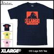 エクストララージ X-LARGE Tシャツ 半袖 メンズ OG ロゴ(x-large OG Logo S/S Tee ティーシャツ T-SHIRTS カットソー トップス XLARGE Extra Large エックスラージ M16C1801) ice filed icefield