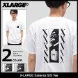 エクストララージ X-LARGE Tシャツ 半袖 メンズ エッセンス(x-large Essence S/S Tee ティーシャツ T-SHIRTS カットソー トップス XLARGE Extra Large エックスラージ M17A1126) ice filed icefield