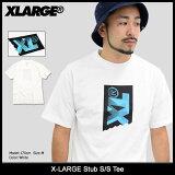 エクストララージ X-LARGE Tシャツ 半袖 メンズ スタブ(x-large Stub S/S Tee ティーシャツ T-SHIRTS カットソー トップス XLARGE Extra Large エックスラージ M17C1118)[M便 1/1] ice filed icefield