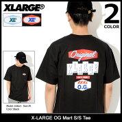 エクストララージX-LARGETシャツ半袖メンズOGマート(x-largeOGMartS/STeeティーシャツT-SHIRTSカットソートップスXLARGEExtraLargeエックスラージM18A1111)[M便1/1]icefiledicefield