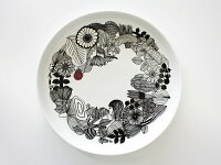 marimekko マリメッコ プレート(大皿) SIIRTOLAPUUTARHA【ラッキーシール対応】