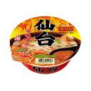 ニュータッチ 凄麺 仙台辛味噌ラーメン 1箱 12個入り カップ麺 仙台 1ケース 12個 ノンフライ