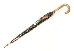 在庫処分Sale日本製RAMUDA65レクタスボーダー手開き式【傘屋伝七/170230】【訳あり】