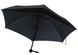 【送料無料】RAMUDA60×6カーボン丸ミニレインバリア(ブラック)【傘屋伝七/294104b】【楽ギフ_包装】