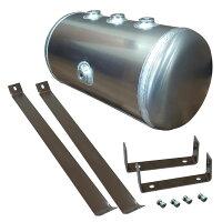 10リットルアルミ製エアータンクブラケットセット内容
