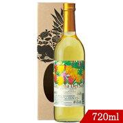 ワインパイナップルワインラグリマデルソル甘口720ml沖縄お土産化粧箱フルーツワイン
