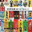 琉球泡盛 【自由に9本選べる】飲み比べセット 紙パック 沖縄...