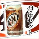 A&Wルートビア(缶355ml)×24缶セット 好きな方は深...