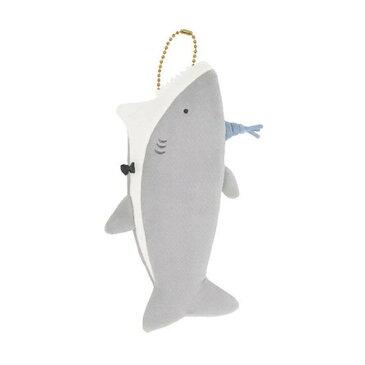 ルーミーズパーティー ペンポーチ 記憶喪失のサメ 48153-72【同梱・代引き不可】