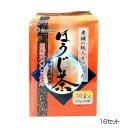 つぼ市製茶本舗 国産ほうじ茶 ティーバッグ 120g(4g×30p) 16セット【同梱・代引き不可】