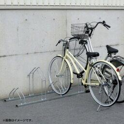 ダイケン 自転車ラック サイクルスタンド CS-ML4 4台用【同梱・代引き不可】