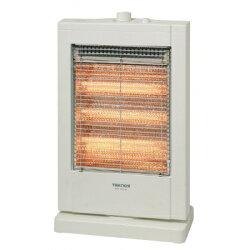 【送料無料】【セール】換気不要でお部屋の空気を汚さないTEKNOS(テクノス)ハロゲンヒーター即暖PH-1211(W)【RCP】【RCP1209mara】