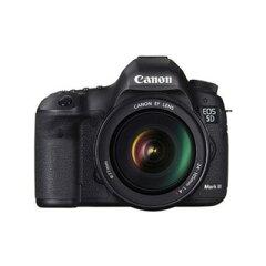 新型一眼レフ【送料無料】Canon (キヤノン) デジタル一眼レフカメラ EOS 5D Mark 3・EF24-105L ...