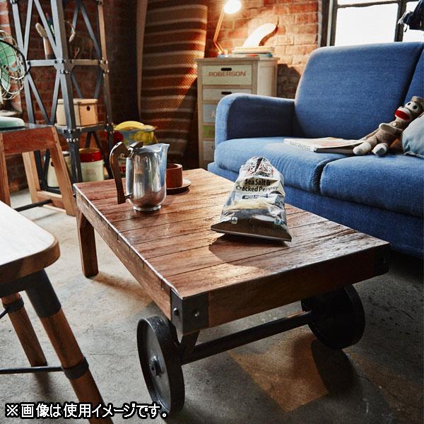 トロリー テーブル S ローテーブル AZUMAYA TTF-117 おしゃれ デザイン家具 インテリア 家具 【代引不可】【同梱不可】