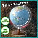【送料無料】地球儀 行政タイプ レイメイ藤井 OYV17 25cm球 地球儀スケール付属