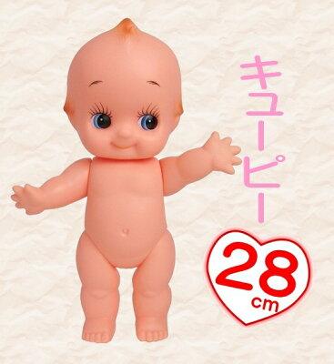 【レビューを書いて貰っちゃおう!! キャンペーン】国産キューピー人形 28cm (メール便不可) ...
