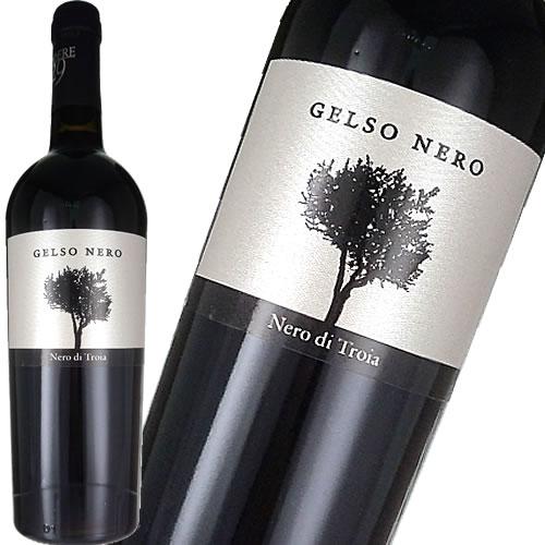 赤ワインジェルソネーロ750mlアジエンダアグリコーラポデーレ29フルボディイタリアプーリア