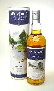 マクレランズ  スペイサイド 750ml シングルモルト ウイスキー