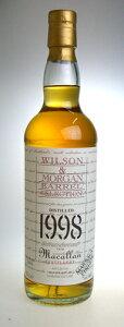 W&M マッカラン 1998 マルサラフィニッシュ 46度 700ml シングルモルト ウイスキー