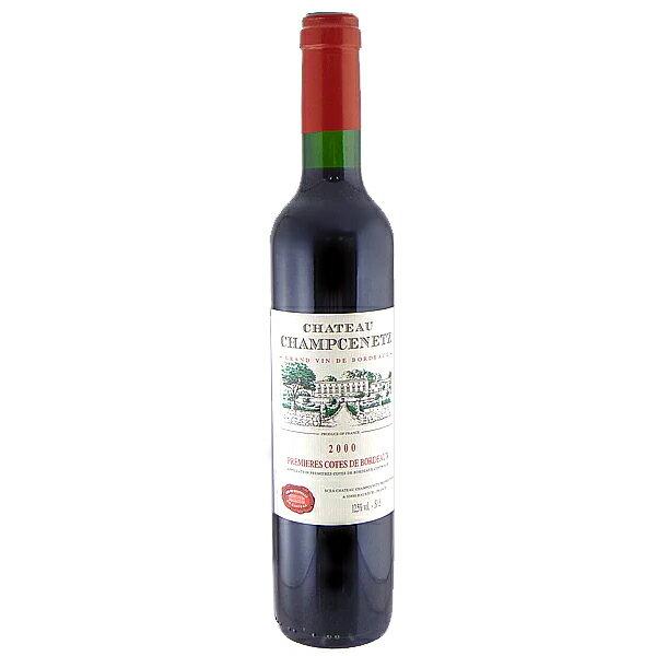 ワイン, 赤ワイン  2000 500ml