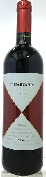 【アンジェロ・ガヤ】カマルカンダカマルカンダガヤ[2012]ガイヤイタリア赤ワイン750ml
